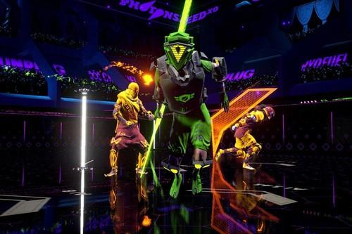 Laser League, el nuevo deporte ficticio que tiene (casi) todo para conquistarnos
