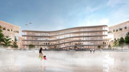 Toyota comienza a construir su Woven City