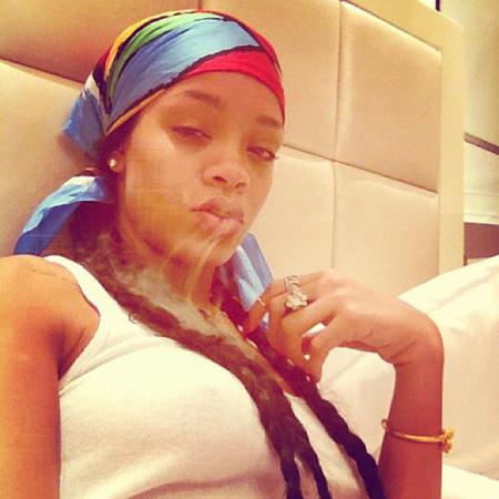 Rihanna turbante