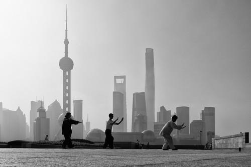 """""""Aquí aún no puedes entrar en ningún sitio sin mascarilla"""", José Luis Sánchez, un español en Shangai sobre la crisis del COVID-19"""