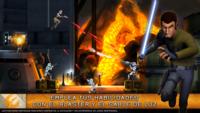 Star Wars Rebels: Recon Missions, el nuevo juego de plataformas de acción de Disney para Android