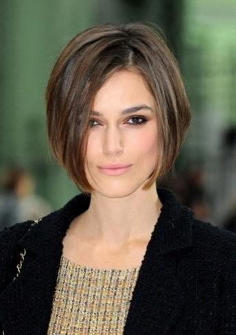 El front-row de Chanel en París: famosas y el nuevo corte de pelo de Keira Knightley