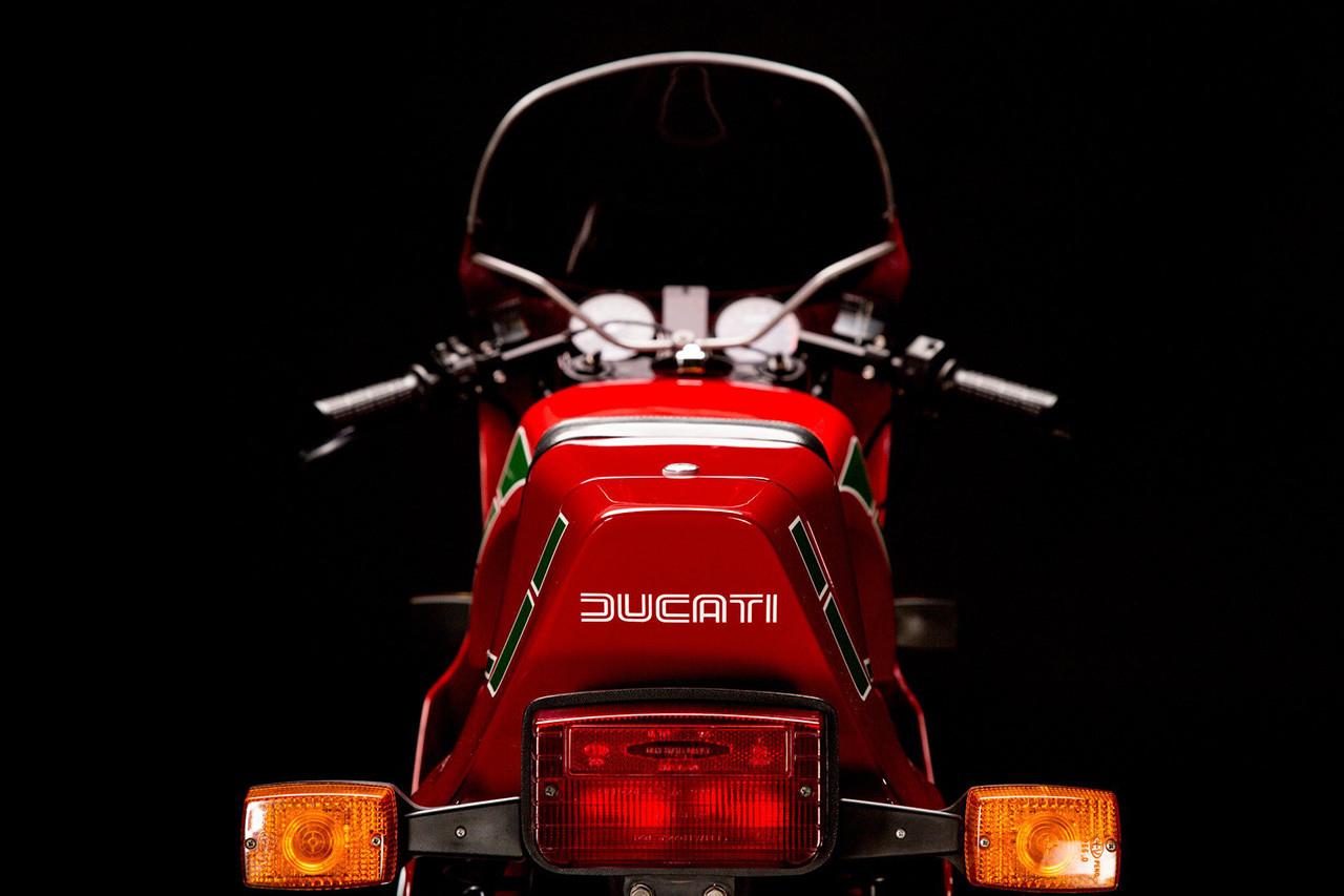 Foto de Ducati 900 MHR Mille (16/21)