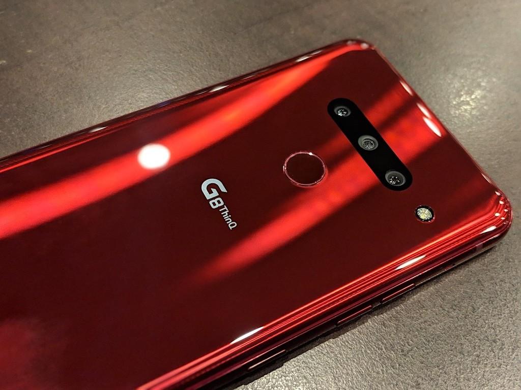 El LG G8 ThinQ empieza su modernización a Android™ 10, primero en Corea(pais) del Sur