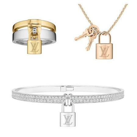 """La colección """"Lockit"""" de Louis Vuitton"""