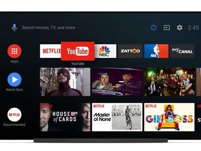 Google estrenará una nueva interfaz para Android TV ¿Son los aires de Nougat llegando a nuestro televisor?