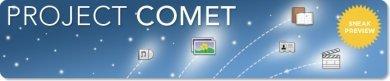Project Comet, lo nuevo de Six Apart