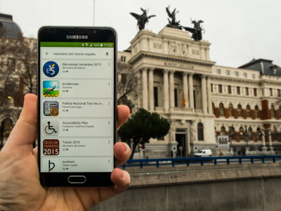 La era de las aplicaciones según los ministerios españoles