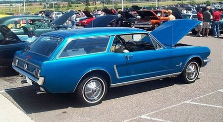 Ford Mustang Station Wagon