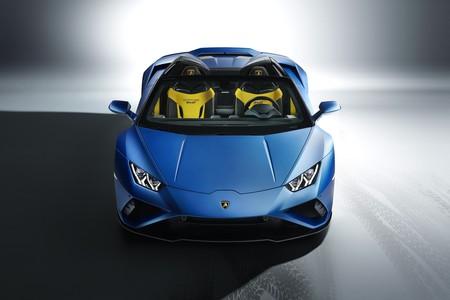 Lamborghini Huracan Evo Spyder Rwd 1
