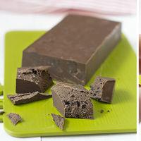 Cómo hacer turrón de chocolate con galletas Oreo casero. Receta de Navidad Thermomix