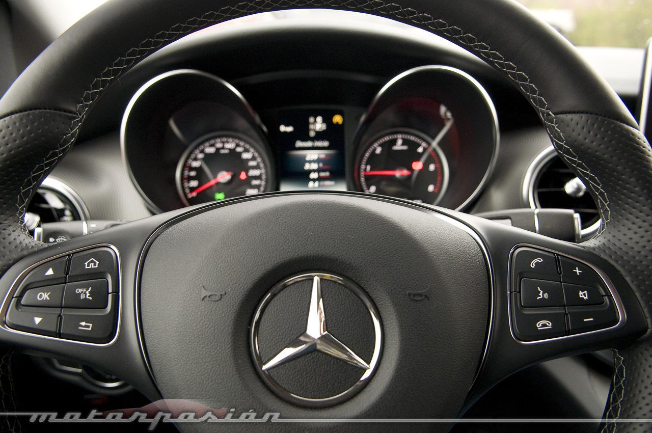 Foto de Mercedes-Benz Clase V (toma de contacto) (37/44)