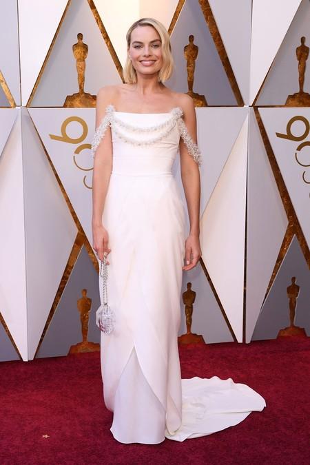 oscar Margot Robbie 2018