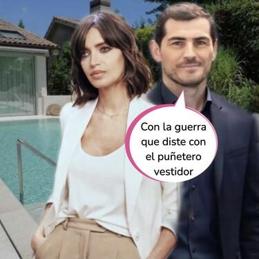 Iker Casillas y Sara Carbonero venden su casoplón de La Finca: con 7 baños, 2 piscinas y un 'vestidor dúplex'
