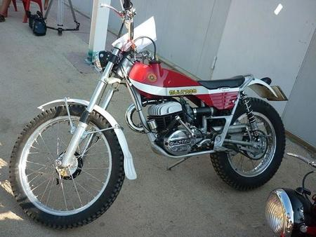 Bultaco Sherpa T Kit Campeon 1974