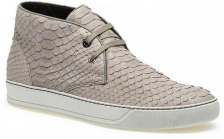 Sneakers de alta costura por Lanvin