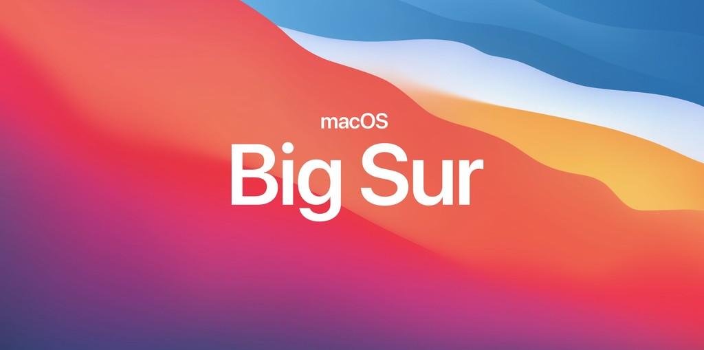 Apple lanza la séptima beta de macOS Big Sur para desarrolladores