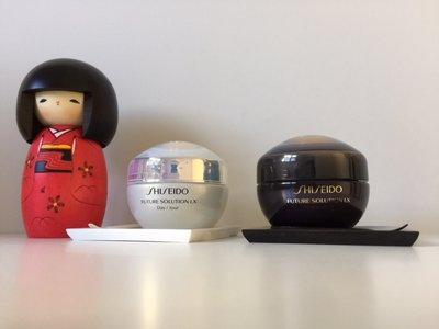 Shiseido Future Solution LX. Súperlujo que nos convence porque hemos visto desaparecer manchas.