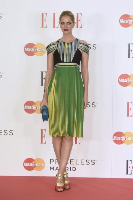 Premios Elle Gourmet Teresa Baca
