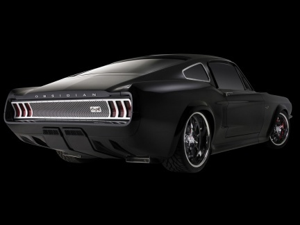 Galería del Obsidian SG-One Mustang