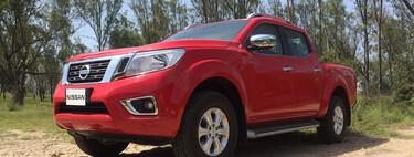 Probamos la Nissan NP300 Frontier, y sí, es tan robusta como sofisticada... para ser una pick-up