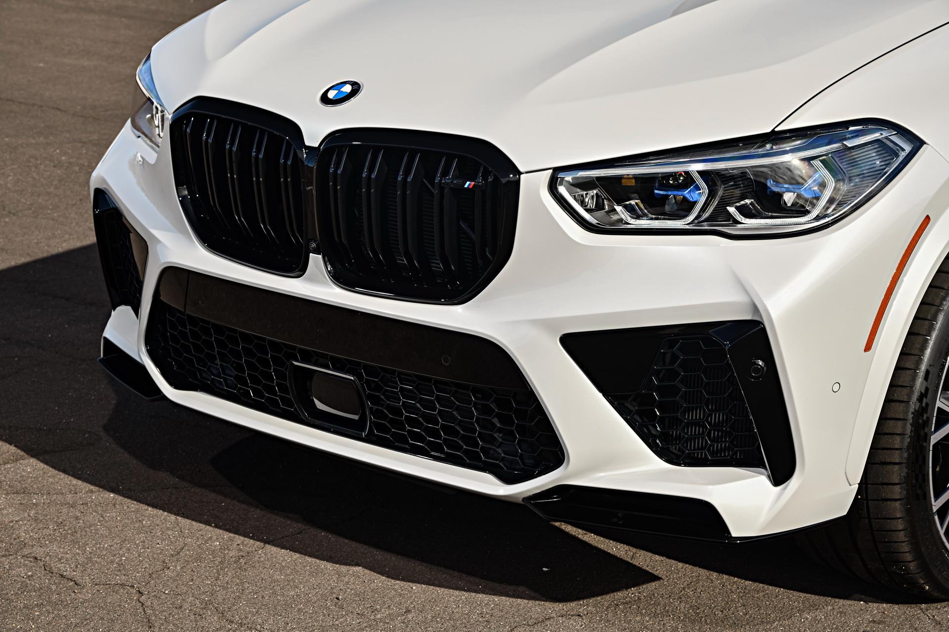 Foto de BMW X5 y X6 M Competition (8/31)