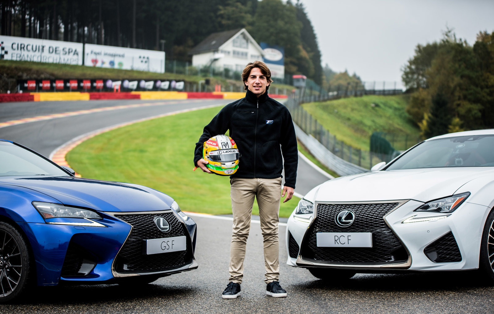 Foto de Lexus F Experience World Tour Spa-Francorchamps (110/119)