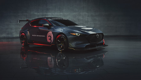 Adiós al Mazda3 TCR: la escultural versión de competición del compacto nipón no verá la luz