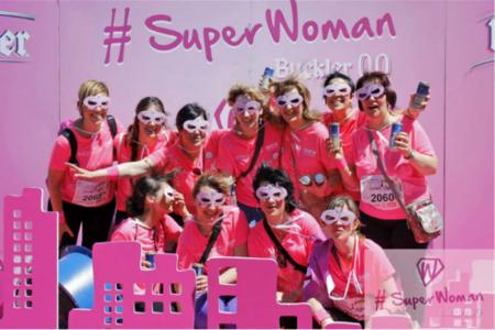 Bailamos juntos para apoyar la lucha contra el cáncer de mama