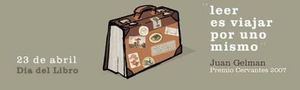 Día del Libro: leer también es viajar