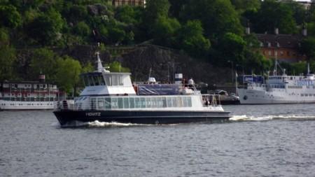 Movitz, el ferry eléctrico que se carga en diez minutos