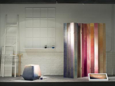 Meike Harde decora los escaparates de Bershka gracias a Bershka Young Designer Project