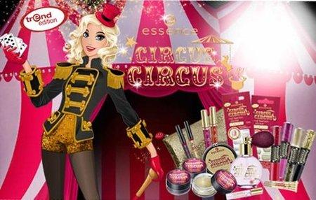 Señoras y señores, con todos ustedes la nueva colección de Essence: Circus Circus