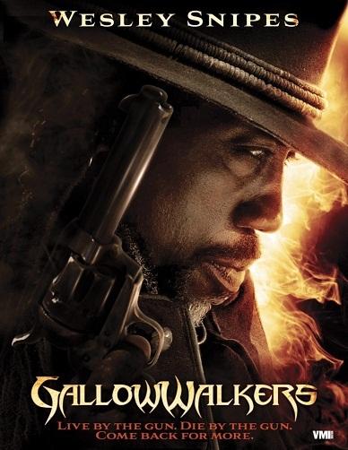 Imagen con el cartel de 'Gallowwalkers'