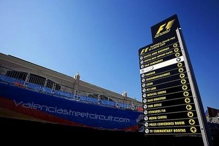 Una pequeña pausa... antes de otro GP de Fórmula 1