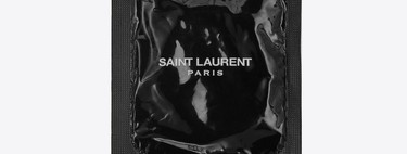 Saint Laurent lanza una línea de preservativos con empaque de lujo