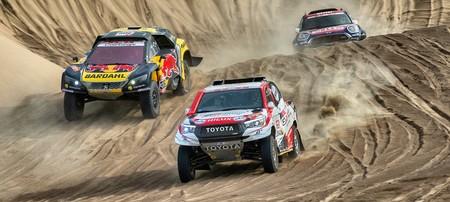 Ya conocemos los inscritos para el Dakar: cuatro grandes favoritos, trece españoles y Fernando Alonso