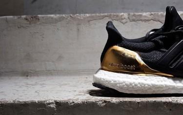 Oro, plata y ... las nuevas Ultra Boost de Adidas