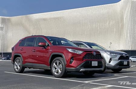 Toyota RAV4 Hybrid consumo méxico 17