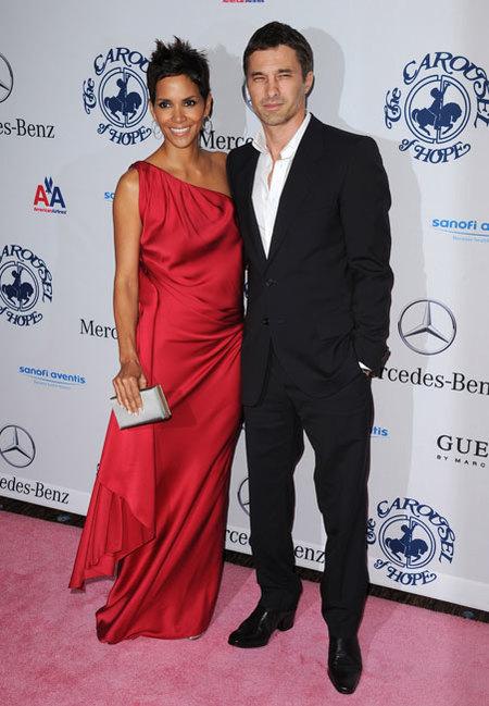 ¡Confirmado! Estamos de boda, Halle Berry y Olivier Martinez se nos casan