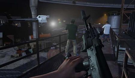 Videos de GTA V nos muestran las nuevas armas y el modo de primera persona
