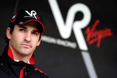 Timo Glock se perderá las pruebas del Circuit de Catalunya por apendicitis