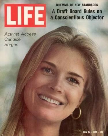 Tal como éramos: la vida no empezó en Sexo en Nueva York para Candice Bergen