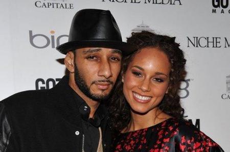 ¡Alicia Keys está embarazada y se nos casa!