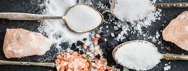 15 tipos de sal para dar variedad a nuestros platos: cómo elegirlas y usarlas en la cocina