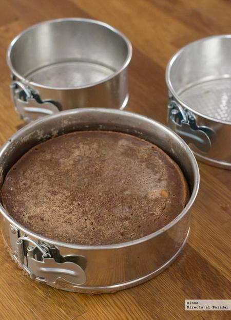 Cómo adaptar las medidas de una tarta a un tamaño de molde diferente