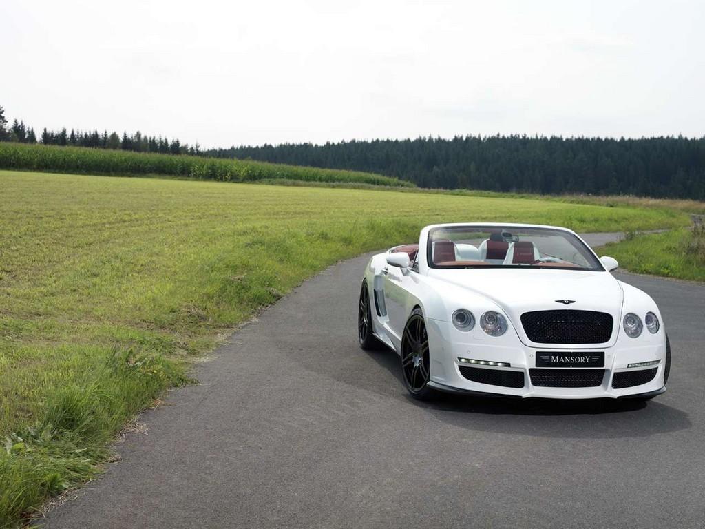 Bentley GTC LE MANSory