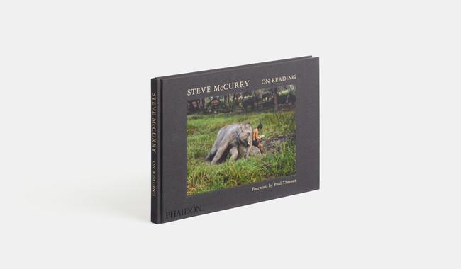 'On Reading', el nuevo libro de Steve McCurry nos muestra la afición a la lectura por el mundo