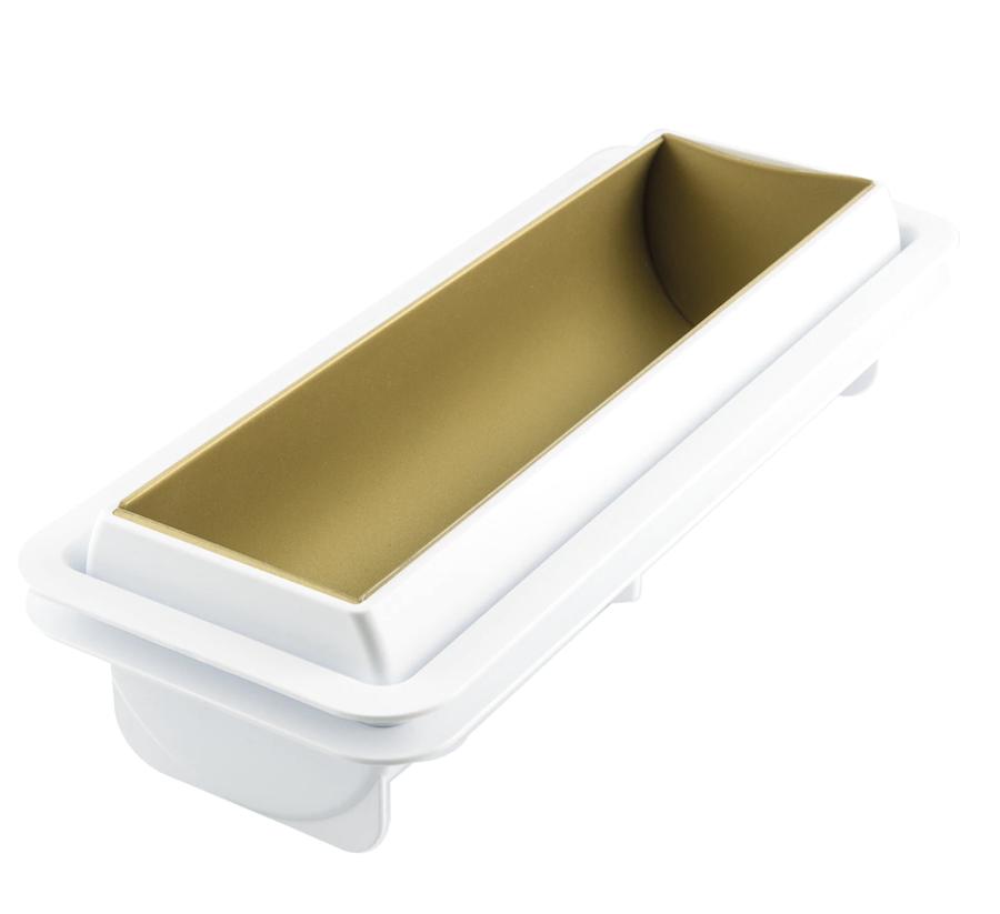 Molde de silicona rectangular Diamond Buche Silikomart