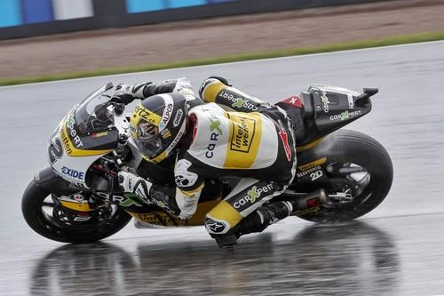 Thomas Luthi toca el cielo de Brno para apretar la general de Moto2 con el infierno de Morbidelli
